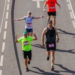 Citadele Kauno maratonas - Ernestas Žentelis (29), Tadas Milašius (236)
