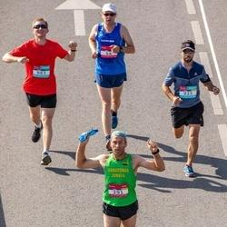 Citadele Kauno maratonas - Jonas Juška (44), Tadas Survila (291), Óscar Frias (925), Juozas Šutas (983)