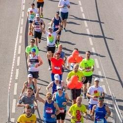 Citadele Kauno maratonas - Nerijus Lukaševičius (275), Viktors Saveljevs (322), Vidmantas Dobrovolskas (339)