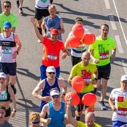 Citadele Kauno maratonas - Bernardas Zokas (41), Meinardas Valkevičius (278), Rimantas Laskauskas (279), Douglas Lamb (670), Kseniya Yanchanka (1065)