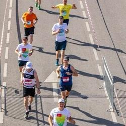 Citadele Kauno maratonas - Donald Nicolson (1), Mindaugas Savickas (98)
