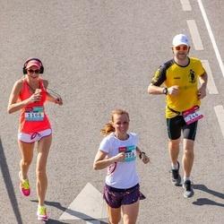 Citadele Kauno maratonas - Andrius Kaikaris (244), Eglė Gaigalaitė (1166)