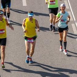 Citadele Kauno maratonas - Jurij Dorofejev (238), Egidijus Navickas (352), Kristina Čiužienė (1387)