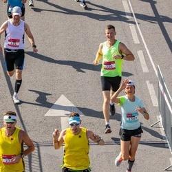 Citadele Kauno maratonas - Egidijus Gelgota (350), Egidijus Navickas (352), Kristina Čiužienė (1387)