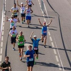 Citadele Kauno maratonas - Darius Bisikirskas (35), Virgilijus Maštaitis (97), Saulius Litvinavicius (239)