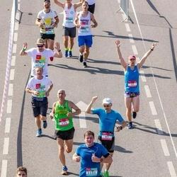 Citadele Kauno maratonas - Darius Bisikirskas (35), Virgilijus Maštaitis (97), Saulius Litvinavicius (239), Matthew Knarston (1161)