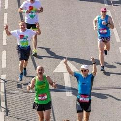 Citadele Kauno maratonas - Virgilijus Maštaitis (97), Saulius Litvinavicius (239)