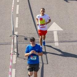 Citadele Kauno maratonas - Vydmantas Bendoraitis (195), Vaidas Paknys (808)
