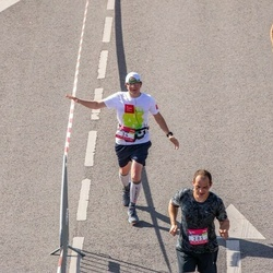 Citadele Kauno maratonas - Tadas Laurinaitis (34), Raimondas Drule (281)