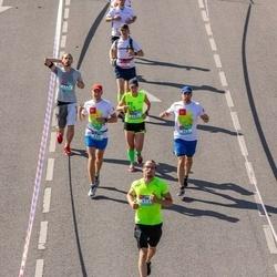 Citadele Kauno maratonas - Donatas Kazakauskas (680), Vaidotas Baltrušaitis (912)
