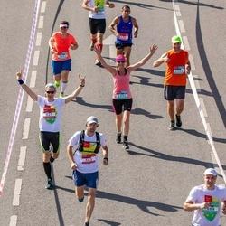 Citadele Kauno maratonas - Šarūnas Jurėnas (323), Dzmitry Kazak (362), Lina Liaudenskienė (1091), Saulius Momkauskas (1315)