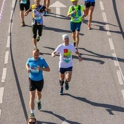 Citadele Kauno maratonas - Vitalijus Tijūnaitis (777), Ago Vohmar (1113)