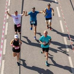 Citadele Kauno maratonas - Dovydas Kaminskas (270), Svetlana Čerlina (298), Vilius Bartkevičius (1349)