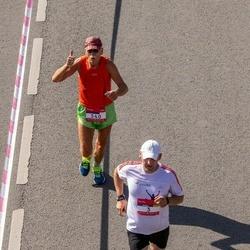 Citadele Kauno maratonas - Dainius Mickevičius (3), Romas Jasinskas (340)