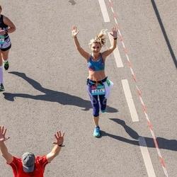 Citadele Kauno maratonas - Anna Lopatina (1034), Vilma Melėnaitė (1060)