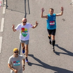 Citadele Kauno maratonas - Arvydas Jurgelevičius (154), Povilas Butkevičius (658), Mariusz Gruza (744)