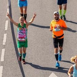 Citadele Kauno maratonas - Arūnas Dubinskas (84), Linas Stankevičius (988)
