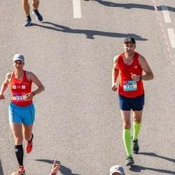 Citadele Kauno maratonas - Katrin May (227), Saulius Šokelis (736)