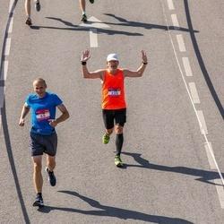 Citadele Kauno maratonas - Gintautas Petkevičius (69), Damien Collignon (226)