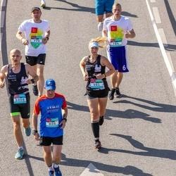 Citadele Kauno maratonas - Sergiy Kozubov (779), Edvinas Dzimanavičius (784), Juozas Barkauskas (806), Vaida Vislavičiūtė (981), Simonas Bartkus (1008)