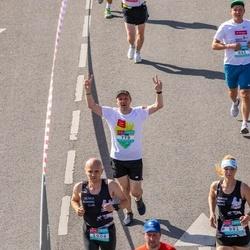 Citadele Kauno maratonas - Eduardas Kniazevas (641), Sergiy Kozubov (779), Edvinas Dzimanavičius (784)