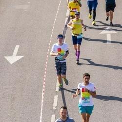 Citadele Kauno maratonas - Helder Franco (995), Mindaugas Švirinas (1000), Danas Kazakevičius (1216)