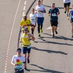 Citadele Kauno maratonas - Jai Sankar Seelam (118), Irma Bartuševičiūtė (718), Danas Kazakevičius (1216)