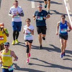 Citadele Kauno maratonas - Jai Sankar Seelam (118), Irma Bartuševičiūtė (718), Paulius Nastareika (832), Vytautas Janilionis (833), Vanessa Alty (931)