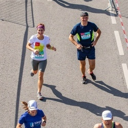 Citadele Kauno maratonas - Emilija Balserytė (723), Egidijus Kazakevicius (1057)