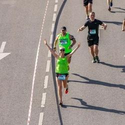 Citadele Kauno maratonas - Paul Richards (249), Darius Pelenis (696), Vidas Karsokas (811), Oksana Matiūchina (1371)