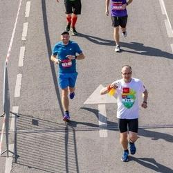 Citadele Kauno maratonas - Damian Słowik (71), Artur Szymanski (746)