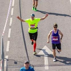 Citadele Kauno maratonas - David Goodwin (170), Jurijus Šuvalovas (265)