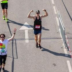 Citadele Kauno maratonas - Tomas Jacukevičius (64), Kazys Račkauskas (783)