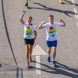 Citadele Kauno maratonas - Loreta Petrauskaitė (764), Mindaugas Šerpytis (771)