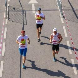 Citadele Kauno maratonas - Albert Veiksa (317), Stanislav Pisockij (328)