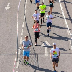 Citadele Kauno maratonas - Rasa Liutkevičiūtė (686), Tomas Bendikas (738)