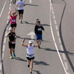 Citadele Kauno maratonas - Ryszard Kwiatkowski (201), Ričardas Baleliūnas (878), Bogdan Andruszkiewicz (963)