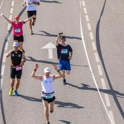 Citadele Kauno maratonas - Ryszard Kwiatkowski (201), Dalia Malinauskiene (831), Ričardas Baleliūnas (878), Bogdan Andruszkiewicz (963)