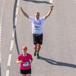 Citadele Kauno maratonas - Dalia Malinauskiene (831), Maxim Belanovich (1028)