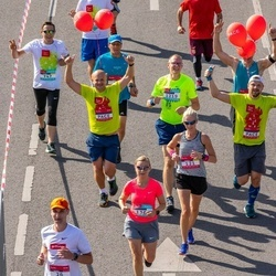 Citadele Kauno maratonas - Kristiina Lamminpää (121), Marijus Kvilis (747), Rolandas Brazauskas (1219)