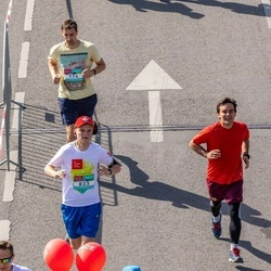 Citadele Kauno maratonas - Evaldas Korsakas (774), Emilis Gabrielis Byčius (823)