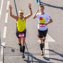 Citadele Kauno maratonas - Patrikas Voicechovski (55), Virgintas Stogevičius (103)