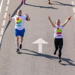 Citadele Kauno maratonas - Renata Rimšienė (257), Igor Dubovskij (608)