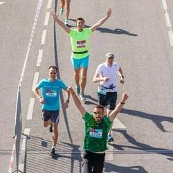 Citadele Kauno maratonas - Vasyl Kyryliuk (166), Donatas Domres (994)