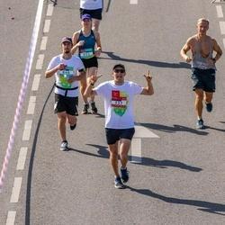 Citadele Kauno maratonas - Aivaras Grišius (337), Andrius Mikulėnas (646)