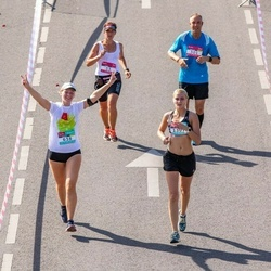 Citadele Kauno maratonas - Jurgita Packevičienė (53), Ramunė Maldutytė (638), Rūta Krasnickaitė (1307)
