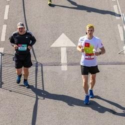 Citadele Kauno maratonas - Tomas Brūzga (68), Saulius Ručys (810)