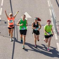 Citadele Kauno maratonas - Rasa Žiemelienė (628), Agnė Knizikevičienė (664), Ksenija Blanka (840), Audrius Žiemelis (1318)