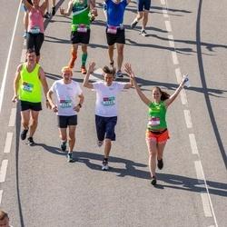 Citadele Kauno maratonas - Edita Pilvinienė (251), Kazimieras Užpalevičius (850), Arturas Cerniauskas (1199), Antanas Suraucius (1201)