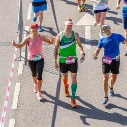 Citadele Kauno maratonas - Arūnas Gurskas (293), Mindaugas Šatkus (294), Eglė Gružaitė (1134)